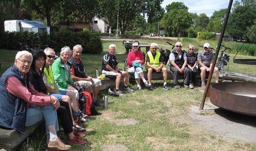 Artikelbild zu Artikel Radwandergruppe